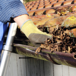 gutter cleaning service, battle creek, kalamazoo, mi