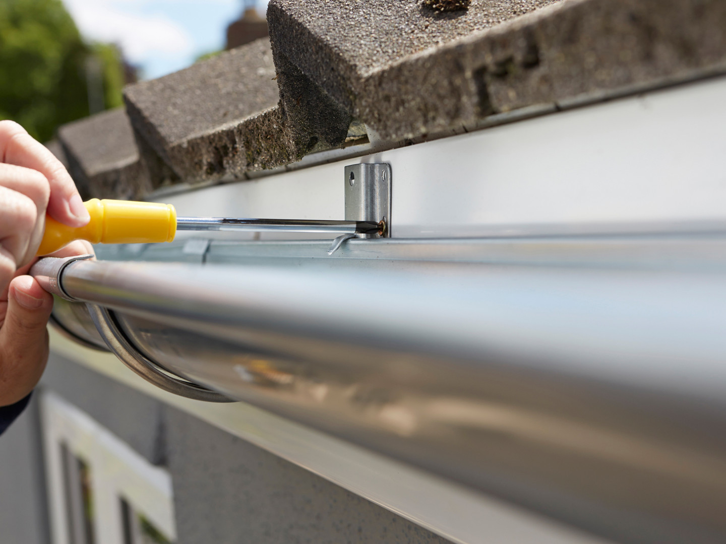 gutter installation contractor, Battle Creek and Kalamazoo, MI