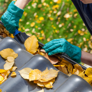 gutter cleaning services Battle Creek, Kalamazoo, MI